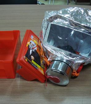 消防防毒面具